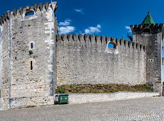 Castelo de Porto de Mós (ericbaygon) Tags: chateau castelo castle porto de mos nikon d750 portugal voyage ciel sky panorama panoramic vue tour tower