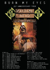 Day 87 (Iain Purdie) Tags: mh machinehead burnmyeyes music heavymetal happy 2019