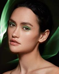 Beauty Photography (Ryan West Photo) Tags: beautyphotographer campaign la losangeles makeup glam lipstick eyeliner idea moodboard