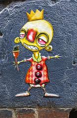 Sten and Oli CBD 2019-01-05 (5D_32A7614) (ajhaysom) Tags: stenandoli uniackecourt streetart graffiti canon1635l canoneos5dmkiii melbourne australia