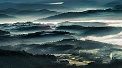 Vedra (Noel F.) Tags: sony a7r a7rii ii fe 100400 gm tc 14 vedra boqueixon val ulla neboa mist fog mencer sunrise galiza galicia