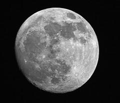 Aufgenommen mit dem Rubinar-1000mm (olds.wolfram) Tags: mond moon moonlight lune luna ay луна