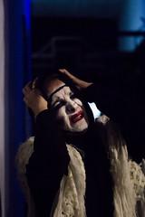 Yvonne Princesa de Borgoña en el Espacio IFT (IH+ Estudio) Tags: azul arte book´s modelos actoctricesactores músicos teatro cine