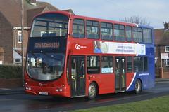 6901 LX06 EAY Go North East (North East Malarkey) Tags: nebuses bus buses transportation publictransport public vehicle outdoor explore google googleimages gonortheast goaheadnortheast goaheadnorthern goaheadlondon goaheadlondoncentral goaheadgroup 6901 lx06eay wvl252