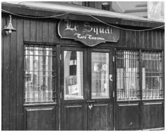Le Squat (nickyt739) Tags: amateur photographer nikon dslr fx d750 tunis tunisia africa north explore explorer travel traveller black white bw noir monochrome building architecture le squat run down