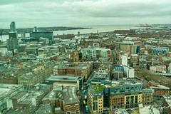 St Johns Beacon 19th February 2019 (Phil Longfoot Photography) Tags: liverpool cityscape city tower beacon architecture architectural river mersey rivermersey regeneration merseyside unitedkingdom uk england