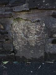 Dolvin Road C stone SX 48299 74412 (Bridgemarker Tim) Tags: cstones devonbridges tavistock westdevon abbeybridge