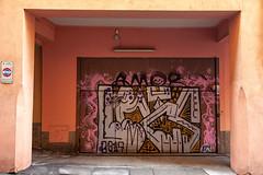 Garage (tullio dainese) Tags: 2019 bologna artedistrada graffiti muri muro outdoor strada strade street streetart streets wall walls