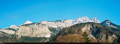 Pointe de Platé (pano) (Ludtz) Tags: ludtz canon canonet canonetql17giii canon40|17 kodak kodakektar100 film negative analog mountain montagne mountains montagnes hautesavoie alps alpes rhônealpes 74 rangefinder télémètre télémétrique