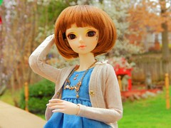 Springtime Scent (Forest_Daughter) Tags: fairyland minifee rena bjd balljointed doll