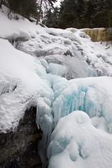 IMG_9238 (ckhaley) Tags: franconia frozenwaterfalls icefalls waterfall waterfalls newhampshire winterhiking winter snow snowfalls ice snowing snowshoing snowshoe