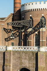 Cruquius Steam Pump Station | Cruquius Stoomgemaal No. 4 (Leo Kramp) Tags: manfrotto410juniorgearedhead wwwleokrampfotografienl netherlands gitzogt3542ltripod leokrampfotografie 2019 cruquiusgemaal cruquiussteampumpingstation cruquius noordholland nederland nl