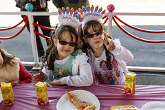 _F5C7492 (Shane Woodall) Tags: 2015 2470mm adventurers amusementpark april birthday birthdayparty brooklyn canon5dmarkiii ella lily newyork shanewoodallphotography twins
