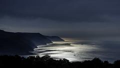 Silversea: Exmoor, S.W. England (desimage) Tags: porlock porlockbay atlantic exmoor cliffs sea coast seascape somerset swengland silver silversea