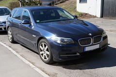 2013 BMW 5er F10 Kombi Front (Joachim_Hofmann) Tags: bmw serier5 5er f10 kombi auto kraftfahrzeug kfz bayrischemotorenwerke münchen