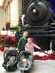 "Family at the Polar Express • <a style=""font-size:0.8em;"" href=""http://www.flickr.com/photos/109120354@N07/44623647410/"" target=""_blank"">View on Flickr</a>"