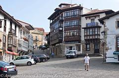 Comillas City center 3 (Nino Olivieri) Tags: comillas luoghi spain cantabria spagna cityscape scena paesaggiourbano españa scene