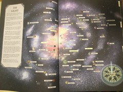 The extended Universe (Pookie_Monster) Tags: starwars galactic map extended universe