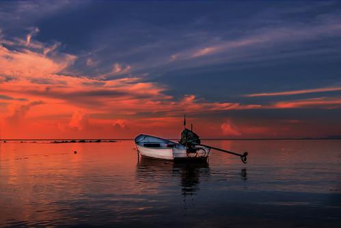Kleines Fischerboot - Little Fishing Boat