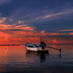Kleines Fischerboot - Little Fishing Boat thumbnail