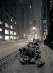 king_yonge_snow_tall_01_8773277143_o (wvs) Tags: cold night snow toronto ontario canada can