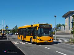 Scania Omnilink - Strætó bs 102 (Pi Eye) Tags: bus autobus strætó reykjavik scania omnilink