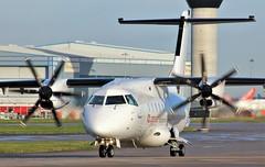 G-CCGS (AnDyMHoLdEn) Tags: loganair dornier egcc airport manchester manchesterairport 23l