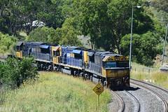 800_4130 (Lox Pix) Tags: australia nsw ardglen ardglentunnel xplorer coaltrain loxpix loxwerx landscape locomotive diesellocomotive dieselelectric railway rail train loco9317 loco9319 loco9315 locott125 locott121 loco120 xplorer2523 xplorer2505 loco9311 loco9205 loco9301 bridge