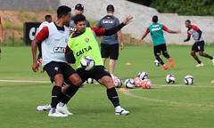 Pré-Temporada - 07/01/2019 - Fotos: Mauricia da Matta / EC Vitória