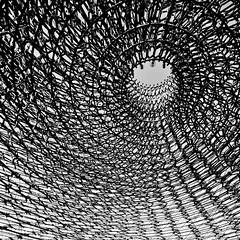 uk pavillon (Marco Forgione) Tags: 2015 architettura expo milano architecture uk pavillon bnw nikon d90 lightroom abstract detail steel acciaio expomilan milan