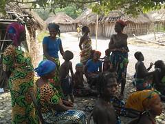 Aldea Holi. Benín (escandio) Tags: otros tribu holi benin2018 benin 2018 benín