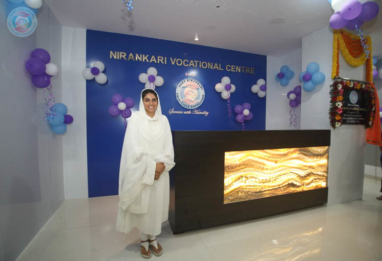 Inauguration of 2nd Nirankari Vocational Centre in Thane