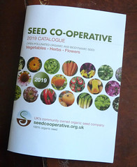 January 17th, 2019 The 2019 Seed Co-operative catalogue has arrived (karenblakeman) Tags: cavershamgarden caversham uk seedcooperative catalogue 2019 january 2019pad reading berkshire