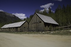 _MG_0603-Sheds in Saint Elmo (landscapes through the lens) Tags: landscapes mountains colorado saintelmo ghosttown sawatchrange chaffeecounty buenavista