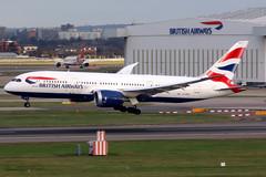 British Airways | Boeing 787-8 | G-ZBJF | London Heathrow (Dennis HKG) Tags: aircraft airplane airport plane planespotting oneworld canon 7d 100400 london heathrow egll lhr britishairways ba baw speedbird boeing 787 7878 boeing787 boeing7878 dreamliner gzbjf