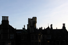 Roofline (Capt' Gorgeous) Tags: insolecourt llandaff cardiff house stately manor gothic