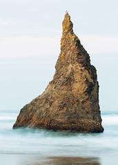 Persist (John Westrock) Tags: bandon ocean pacificnorthwest longexposure beach cloudy nature seascape sea pacificocean canoneos5dmarkiii canon135mmf2lusm bwnd1000x johnwestrock