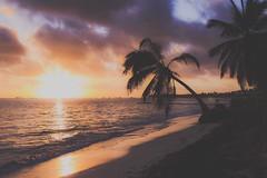 Punta Cana Dreams (david.whatley5@btinternet.com) Tags: dominicanrepublic puntacana atlantic landscapes david whatley canon water meets sky sunrise photography travel seascape sea