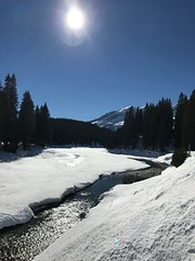 San Bernardino (CANETTA Brunello) Tags: sole fiume acqua neve bernardino san