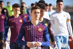 DSC_4941 (VAVEL España (www.vavel.com)) Tags: fcb barcelona barça juvenil dh zaragoza cantera masia planterfcb fútbol football soccer futebol azulgrana blaugrana culé