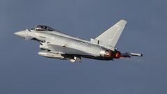 ZK377/377 TYPHOON 3sqn RAF (MANX NORTON) Tags: raf coningsby egxc qra typhoon eurofighter a400 atlas f35 lightning f15 eagle usaf
