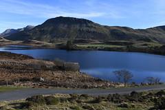 Cregennan Lakes (PhotoCet) Tags: photocet wales lake cregennanlakes boathouse