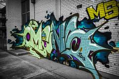 Omens (Rodosaw) Tags: lurrkgod getchamans chicago graffiti documentation street art graffitiart omens msk