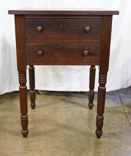 2 - Drawer Bedside Table ($224.00)