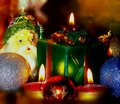 """Candle Light fills the Home with a warm Glow   """"smile on saturday"""" (marieschubert1) Tags: holiday wax shine light glow shimmer warmth curiouscandles christmas smileonsaturday"""