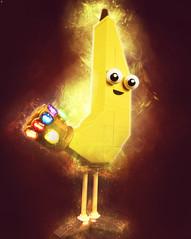 Bananar's Gauntlet (Jezbags) Tags: bananar banana lego legos legomovie2 gauntlet infinitygauntlet marvel marvelstudios legostarwars toy toys canon80d 80d canon macro macrophotography macrodreams macrolego minifigure