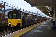 Northern (Will Swain) Tags: station 20th september 2018 greater manchester city centre north west train trains rail railway railways transport travel uk britain vehicle vehicles england english europe salford crescent bolton