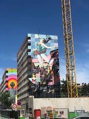 dessins-sur-façades-paris© (alexandrarougeron) Tags: photo alexandra rougeron ville paris art urbain flickr style création rue