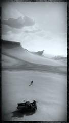 Broken Down (nicksoptima) Tags: madmax roadwarrior wasteland ps4 screenshot virtualphotography