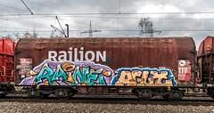 43_2019_02_22_Gelsenkirchen_Bismarck_6152_026_DB_mit_Coilzug ➡️ Bottrop_Süd (ruhrpott.sprinter) Tags: ruhrpott sprinter deutschland germany allmangne nrw ruhrgebiet gelsenkirchen lokomotive locomotives eisenbahn railroad rail zug train reisezug passenger güter cargo freight fret bismarck akiem atlu bbl brll bug cbb ctd db de dispo hctor nrail rhc rpool sdehc 0275 0462 0632 0648 1024 1202 1214 1265 1266 3294 6145 6151 6152 6155 6185 6186 6241 rcedispolok rrx nationalexpress hectorrail mrcedispolok rb43 logo natur outdoor graffiti